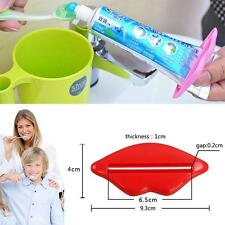 6Pcs Lip Style Toothpaste Facial Foam mildy wash Squeezer Tube Dispenser Cool