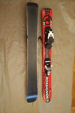 New listing Rossignol Kids Radical X1 Alpine Downhill Skis 80 Cm with Binding