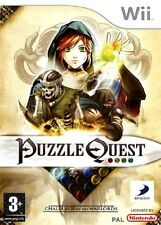 PUZZLE QUEST   :  CHALLENGE OF THE WARLODS        -----   pour WII