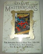 Marvel Masterworks #122 AMAZING SPIDER-MAN Collector's Edition LTD to 1,353