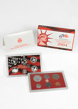 2004 United States US Mint 11 pc Silver Proof Coin Set SKU1465