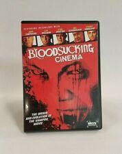 Bloodsucking Cinema DVD 2008 The Origin and Evolution of the Vampire Movie