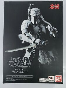 Star Wars Ronin Boba Fett Prototype  Movie Realization Action Figure