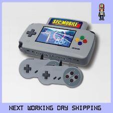 HAMY SNES Pocket Portable Super Nintendo Super Famicom + 8GB games + 2 gamepads