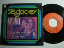 BOB WELCH Ebony Eyes SPAIN 45 1977