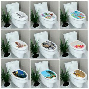WC Toilette Deckel Aufkleber Setz Dich  Mann für Toilette Sticker Deko A1T0