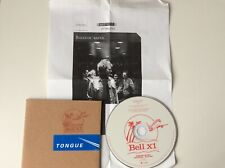 Bell X1 - Tongue - 1 Track Promo  CD