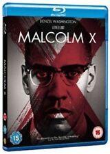 Malcolm X 5051892054133 With Denzel Washington Blu-ray Region B