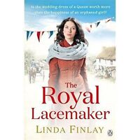 The Royal Lacemaker, Finlay, Linda , Acceptable   Fast Delivery