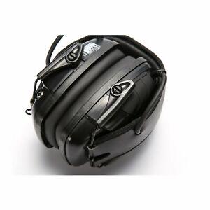 82 dB Safety Impact Headset Howard Electronic Ear Defenders Shooting Earmuffs