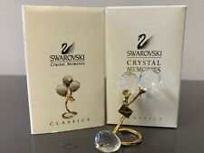 Retired Swarovski Crystal Memories Classic Balloons # 9460 067 /191604 With Box
