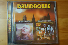 Rare David Bowie Hunky Dory Diamond Dogs RCA Russia Export Edition Orange Label