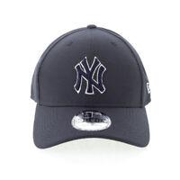 New York Yankees New Era MLB Team 39Thirty Hat In Navy Baseball Cap Gym
