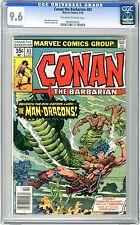 Conan #83 CGC 9.6  NM+ Off wht - wht pgs  2/78  J. Buscema cover H.  Chaykin art