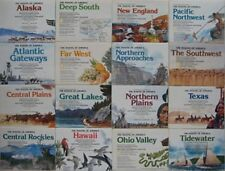 Complete Collection AMERICAN HISTORY MAPS United States Texas Hawaii West Indies