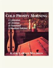 Victorian Trading Co Cold Frosty Morning Dulcimer Christmas Music CD New