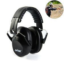 Ear Muffs Foldable Noise Reduction 31dB Hearing Protect Shooting Range Headset