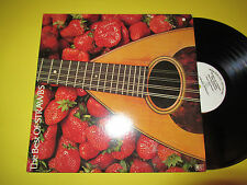 STRAWBS - THE BEST OF LP EX WHITE LABEL PROMO COPY
