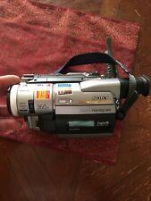 Sony Handycam DCR-TRV310 Digital8 Video Camera Camcorder. (Estate Find)