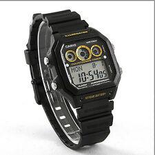 Casio Digitale Herren Uhr Classic Collection AE-1300WH-1AVEF