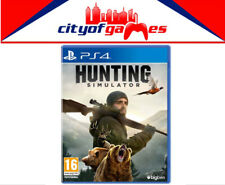 Hunting Simulator PS4 Game New & Sealed In Stock