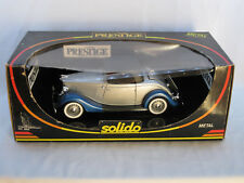 SOLIDO 1/18 8009 FORD CABRIOLET - EXCELLENT BOXED CONDITION