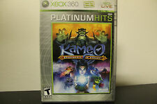 Kameo: Elements of Power  (Xbox 360, 2005) *Tested/Complete