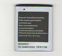 NEW BATTERY FOR SAMSUNG T759 SGH T679 EXHIBIT 2  4G T-MOBILE USA SELLER