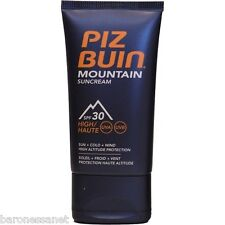 PIZ BUIN SPF 30 MOUNTAIN SUNCREAM 50ML
