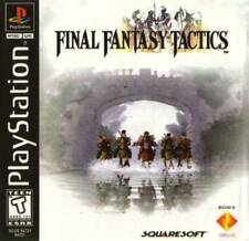 Final Fantasy Tactics - PS1 PS2 Playstation Game Only