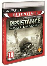 Jeu RESISTANCE FALL OF MAN sur PS3 playstation 3 game spiel juego NEUF / NEW  #