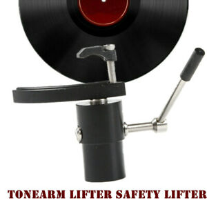 Audio Automatic Manual Tonearm Lifter Arm Lift Raiser for Turntable Disc Player