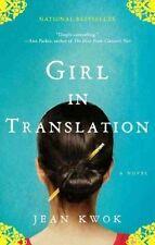 Good, Girl in Translation, Kwok, Jean, Book