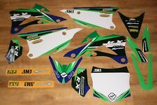 KAWASAKI KX85 KX100 KX 85 100 DECAL GRAPHICS KIT 2014 2015 2018
