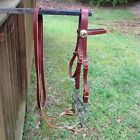 Confederate Officer's Bridle with period bit, Ready to Ride! PRICE DROPPED
