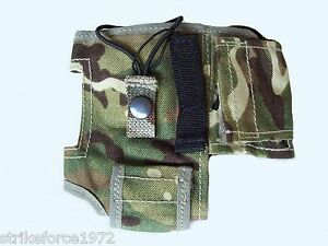 NEW - MTP Multicam PRR Bowman Personal Role Radio Pouch - Genuine Issue