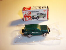 TOMY/YUJIN MODEL TOYOTA HILUX SURF IN METALIC GREEN