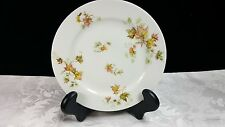 """Haviland & Co. Limoges MAPLE LEAF 7 1/2 """" Salad Plate (s) Smooth Fall Autumn"""