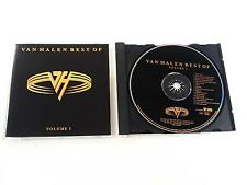 VAN HALEN BEST OF VOLUME I CD 1996