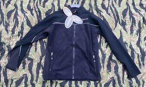 New NOS Moonstone XCR Windstopper Soft Shell Jacket Black XL MSRP $195 AWAY!