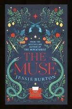 Jessie Burton - The Muse; SIGNED & DATED 1st/1st