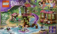 LEGO Friends Jungle Rescue Base Building Set 41038 NIB