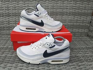 Nike Air Max BW Classic White/Blue Size UK 7 Men's Trainers 2009
