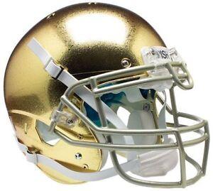 NOTRE DAME FIGHTING IRISH NCAA Schutt AiR XP Full Size AUTHENTIC Football Helmet