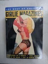 1 libro (B) GIRLIE REVISTAS (Best of American) TASCHEN (nuevo en blíster)