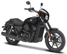 Harley Davidson Modell, 2015 Street 750 (35), Maisto Motorrad 1:18