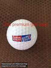LOGO GOLF BALL-LIPTON'S ICED TEA/BRISK TEA..PGA TOUR SPONSOR BALL 2 LOGOS 1 BALL