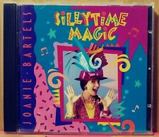 BMG Club CD - TESTED(no skips/glitches)JOANIE BARTELS Sillytime/Silly Time Magic