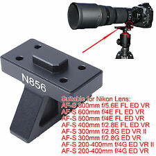Lens Support Collar Tripod Mount Ring Foot fr Nikon AF-S 200-400mm f/4G ED VR II