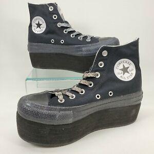 scarpe converse glitter donna
